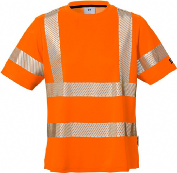 Fristads High Vis T-Shirt Woman Class 2 7458 THV (High Vis Orange)